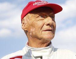 La Fórmula 1, compungida por la muerte de Niki Lauda