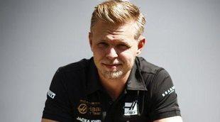 """Kevin Magnussen: """"Seguiremos trabajando duro para volver a ser rápidos en carrera"""""""