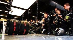 Lewis Hamilton lidera la primera sesión de Libres en Mónaco