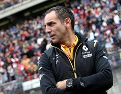 """Abiteboul: """"Los problemas en las primeras cinco carreras no reflejan nuestra ambición y nivel"""""""