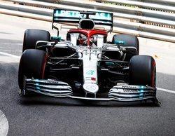 Lewis Hamilton bate 'in extremis' a Valtteri Bottas y logra una crucial Pole en Mónaco