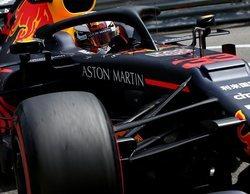 """Max Verstappen: """"La tercera posición era lo máximo a lo que podíamos aspirar hoy"""""""