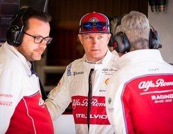 """Kimi Räikkönen: """"No hemos sido lo bastante rápidos en el día de hoy, es así de simple"""""""