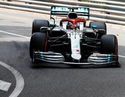 Mark Webber y Nico Rosberg se sorprendieron con el pilotaje de Hamilton en la carrera de Mónaco
