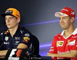 """Daniel Ricciardo: """"Verstappen es más rápido que Vettel a una vuelta"""""""