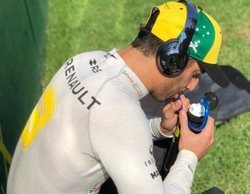 """Ricciardo: """"Sigo viendo lo que vi cuando firmé respecto a la información y la infraestructura"""""""