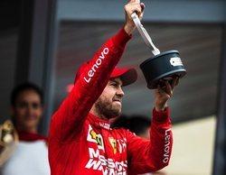 """Sebastian Vettel, tajante: """"No planeo retirarme de la Fórmula 1; me sigo divirtiendo mucho"""""""