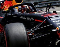 Max Verstappen, satisfecho con los progresos del motor Honda en 2019