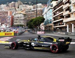 Los resultados de Mónaco no fueron los esperados para Renault, pero confían en recuperarse