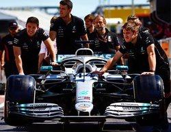 Lewis Hamilton pisa el acelerador y lidera los Libres 1 del GP de Canadá