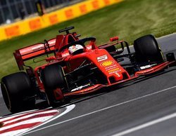 Los Ferrari de Leclerc y Vettel dan la sorpresa y terminan en lo más alto de la tabla de tiempos