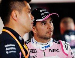 """Sergio Pérez: """"Éramos bastante competitivos, pero mañana y el domingo es cuando importa"""""""