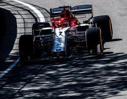 """Kimi Räikkönen: """"Las sensaciones no fueron las mejores en el coche"""""""