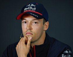 """Daniil Kvyat: """"Entrar en Q3 hubiera sido positivo, pero la duodécima plaza no es un mal resultado"""""""