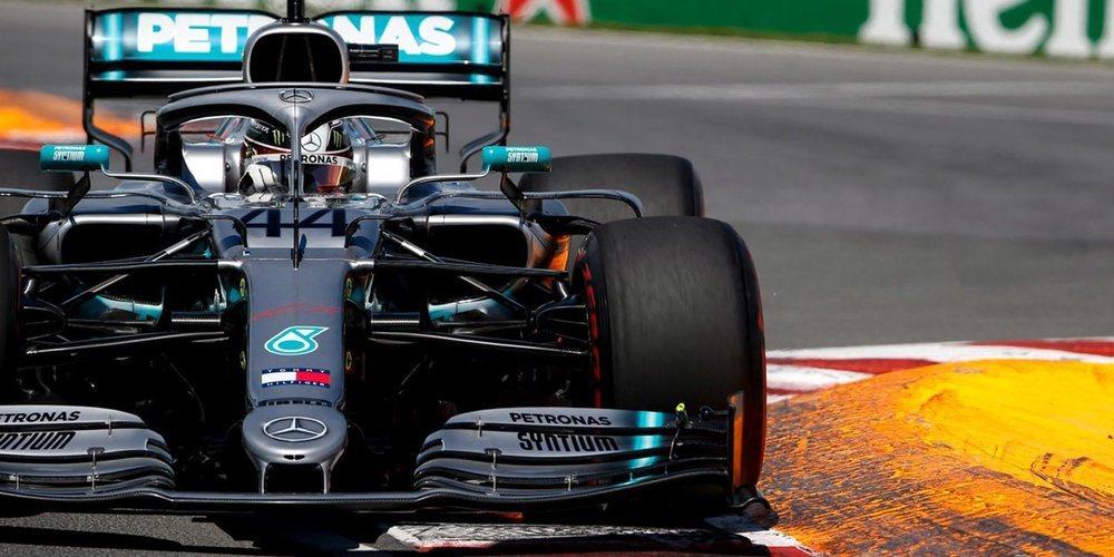 """Lewis Hamilton: """"No estoy decepcionado porque hice todo lo que pude"""""""