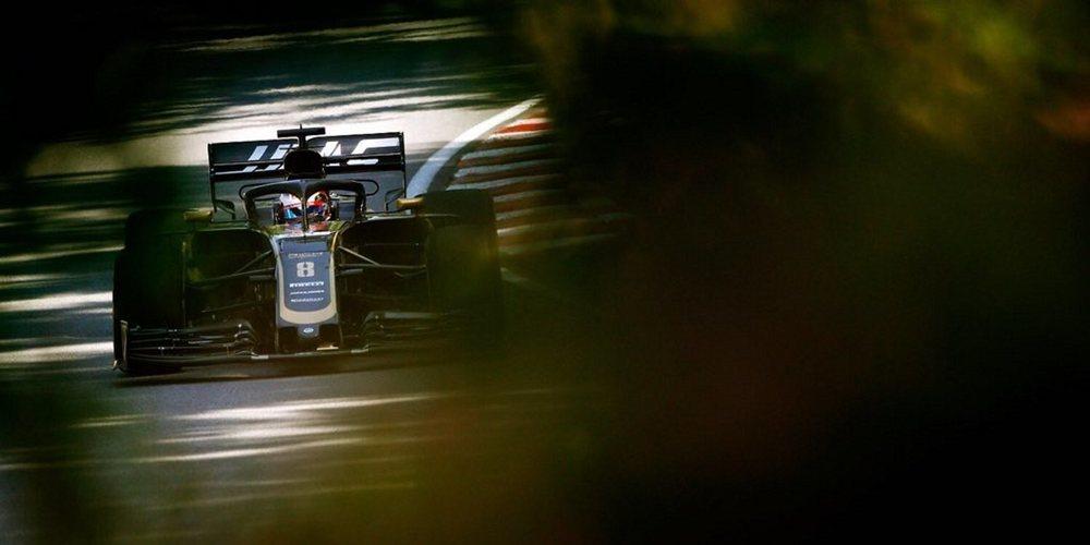 """Romain Grosjean: """"Necesitamos analizar todo y obtener una mejor comprensión"""""""