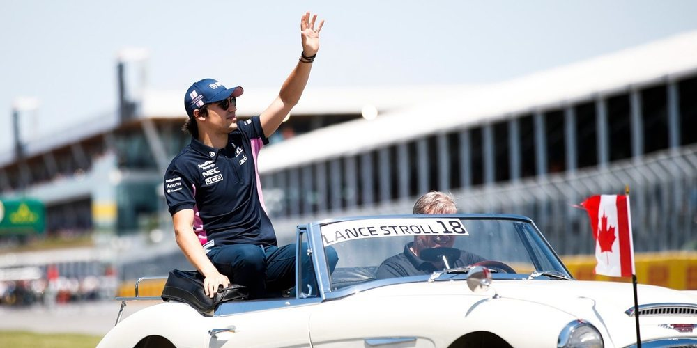 """Lance Stroll: """"Voy a recordar esta carrera durante mucho tiempo"""""""