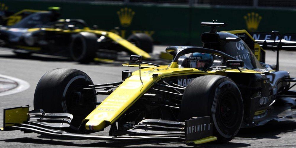 """Daniel Ricciardo: """"El equipo debería estar orgulloso con el resultado final"""""""