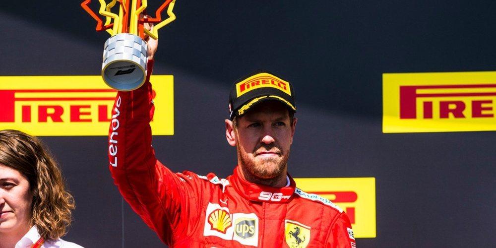 La sanción a Sebastian Vettel divide a la prensa italiana