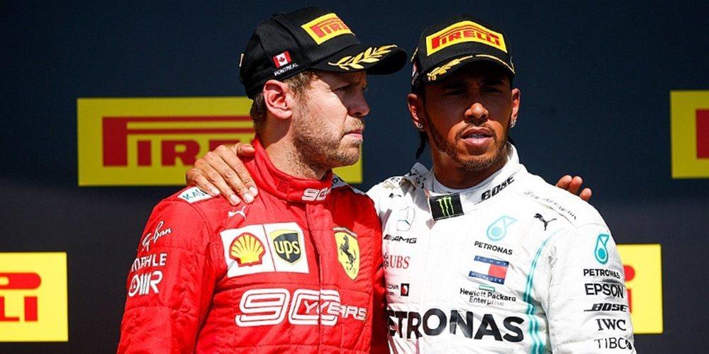"""Expilotos de Fórmula 1 no comprenden la sanción a Vettel: """"Es una locura"""""""