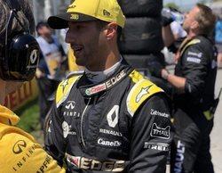 """Daniel Ricciardo, sobre la batalla con Bottas en Canadá: """"Me divertí mucho reteniéndole"""""""