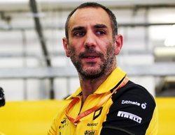 """Abiteboul: """"Este fin de semana era importante acercarse lo máximo posible a McLaren"""""""