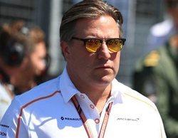 Según Zak Brown, hay un 50% de probabilidades de que McLaren esté en la Indy en 2020