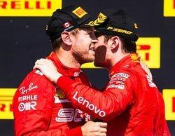 Sebastian Vettel cree que los comisarios tardaron demasiado en comunicarle la sanción