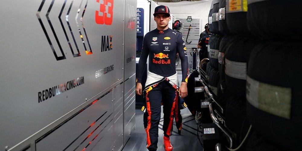 """Max Verstappen niega su posible marcha de Red Bull: """"Confío en el proyecto con Honda"""""""