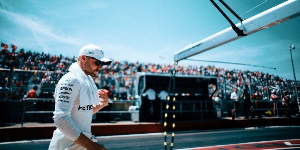 """Valtteri Bottas: """"Nada del último par de carreras ha tenido que ver con la presión"""""""
