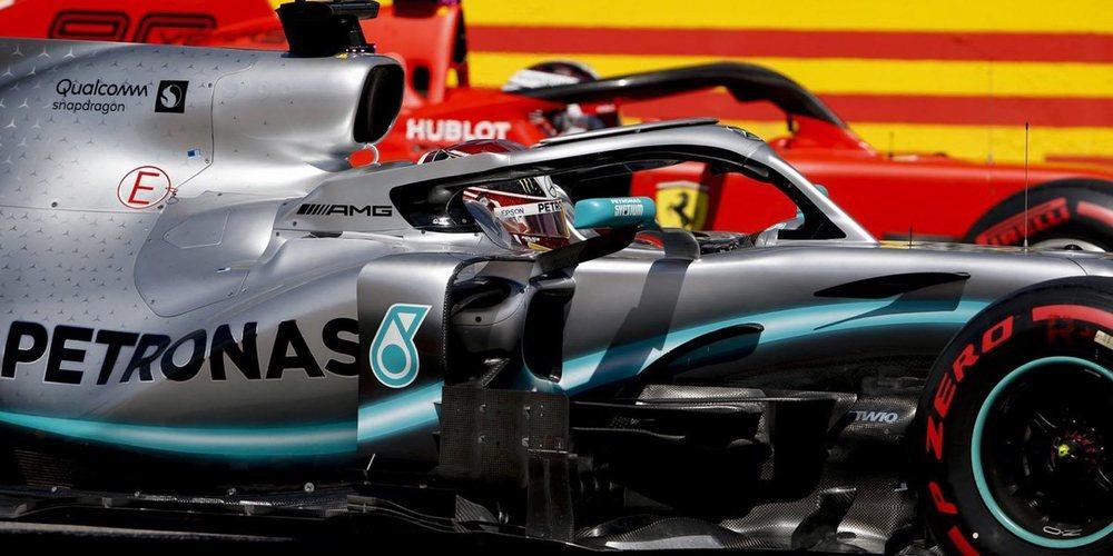 """Previa Mercedes - Francia: """"Debemos asegurarnos de que volvemos a un nivel alto para Francia"""""""
