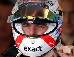 Max Verstappen asegura que su forma de trabajar es similar a la del año pasado