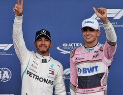 """Esteban Ocon: """"Cuando trabajas con Hamilton, entiendes por qué ha ganado tantos títulos"""""""