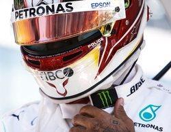 """Lewis Hamilton: """"El ritmo del coche es realmente bueno; solo tenemos que afinar el equilibrio"""""""