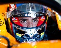 """Carlos Sainz: """"Tenemos potencial en el coche; ojalá tengamos una buena clasificación"""""""