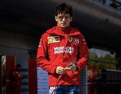 """Charles Leclerc: """"Las sensaciones fueron positivas, pero nuestros rivales están fuertes"""""""