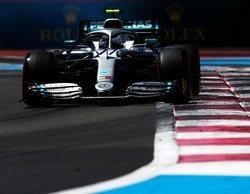 Bottas y Hamilton demuestran su superioridad y son los claros favoritos para la pole en Francia