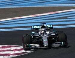Un intratable Lewis Hamilton vuela en Paul Ricard y se lleva la Pole; McLaren asombra