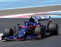 """Alexander Albon: """"Me hubiera gustado llegar a Q3, pero la undécima posición es bastante buena"""""""