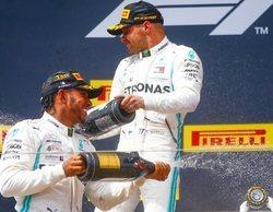"""Lewis Hamilton, intratable: """"Estoy muy orgulloso de formar parte de Mercedes"""""""