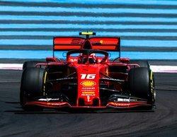 """Charles Leclerc: """"Estoy satisfecho porque maximizamos el potencial del coche en carrera"""""""