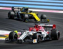 """Kimi Räikkönen: """"Sabíamos que sería mejor comenzar con neumáticos diferentes"""""""