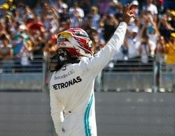 """Hamilton: """"La gente debe darse cuenta de que el dominio de un equipo no es culpa de los pilotos"""""""