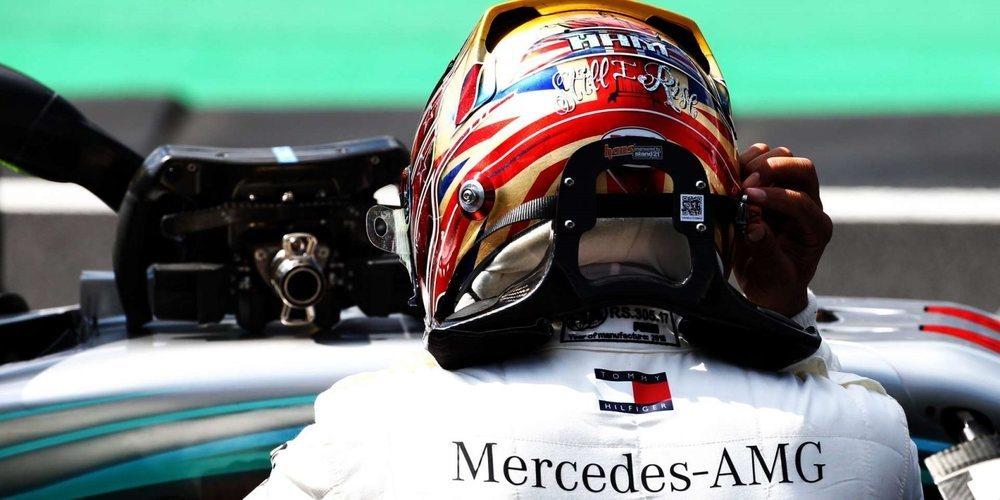 """Hamilton a favor de mantener Silverstone: """"Reino Unido forma parte de los cimientos de la F1"""""""