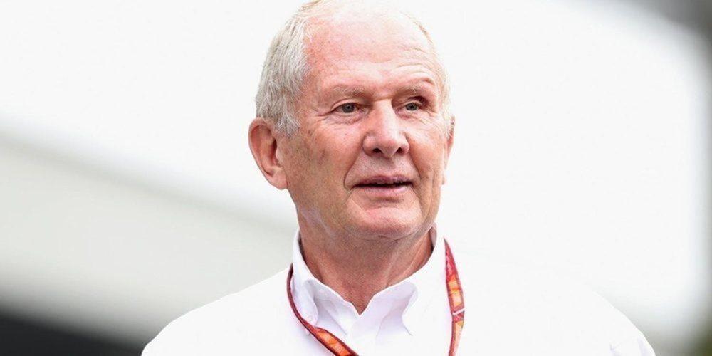 Helmut Marko descarta una salida repentina de Pierre Gasly tras su mal rendimiento