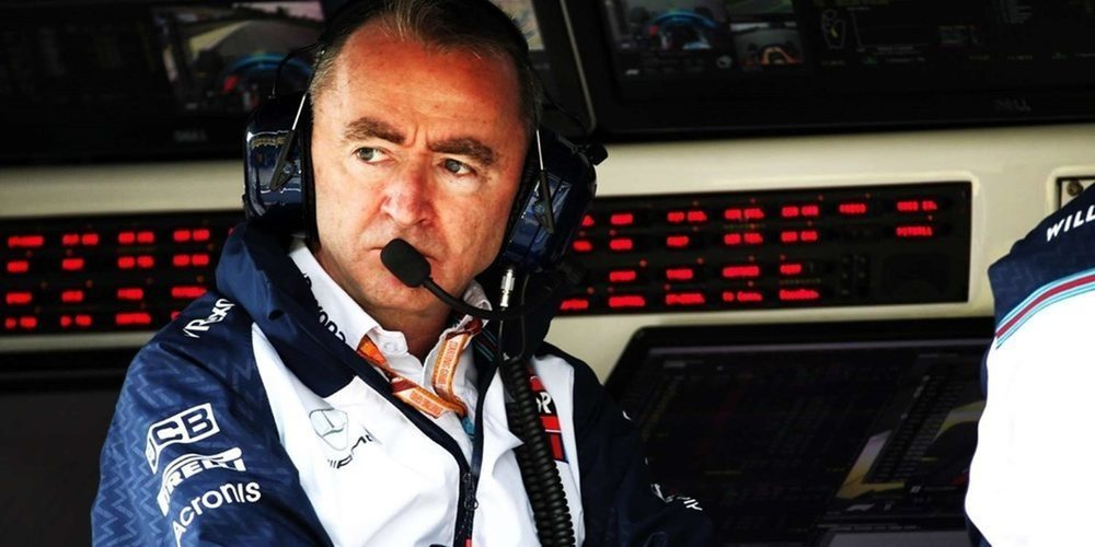 OFICIAL: Williams anuncia que Paddy Lowe abandona el equipo con efecto inmediato