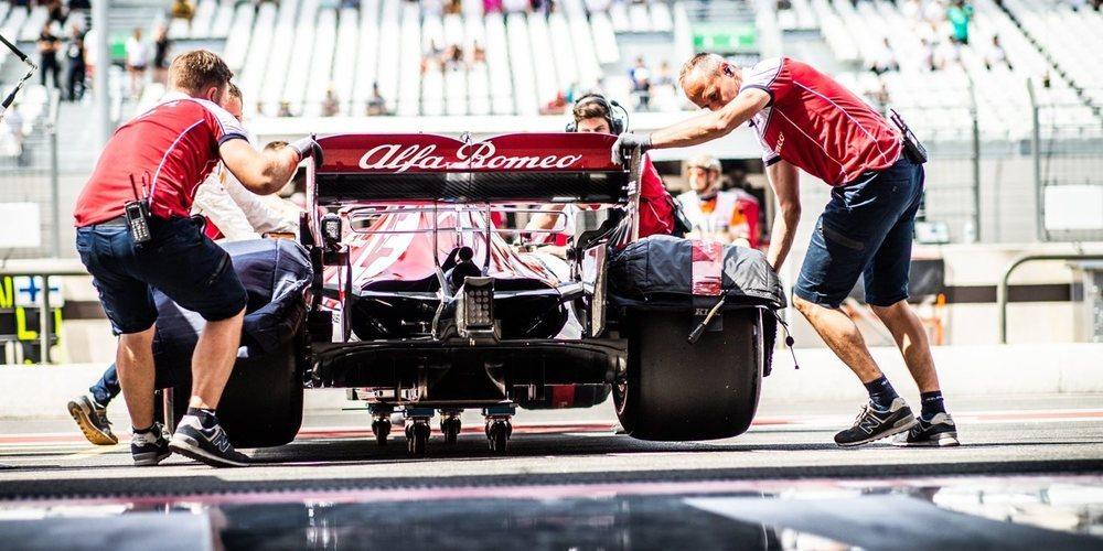 """Previa Alfa Romeo - Austria: """"Cada vez entendemos mejor el coche y los neumáticos"""""""