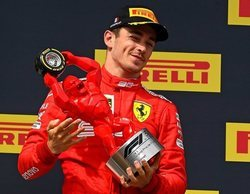 """Charles Leclerc: """"Parece que si los Mercedes no tienen problemas, no podemos retarles"""""""