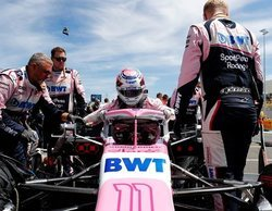 Sergio Pérez cree que la F1 se ha vuelto aburrida y está perdiendo interés