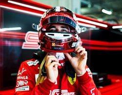 Charles Leclerc finaliza en lo más alto de la tabla en una sesión repleta de incidentes en Austria
